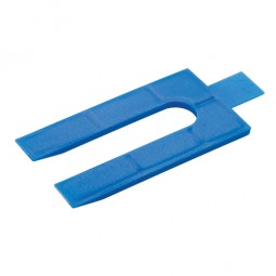 Silverline Horse Shoe Style Glass and Glazing Packers