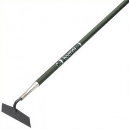 Bulldog Evergreen Draw Hoe 7in Width with Aluminium Handle 54in