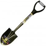 Roughneck Micro Shovel Round Point 685mm 27in