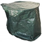 Silverline Round Table Cover 1250mm x 810mm