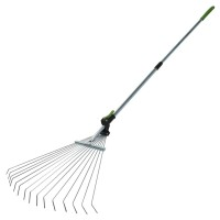 Silverline Telescopic Rake