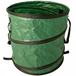 Silverline Pop Up Garden Sack 45cm x 46cm 73 Litre