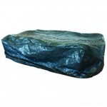 Silverline Rectanglar Table Cover 2350mm x 1900mm x 900mm