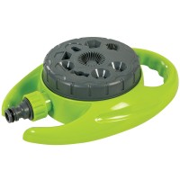Silverline 8 Pattern Dial Garden Water Sprinkler