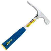 Estwing E3/24BLC Bricklayers Hammer Vinyl Grip 24oz