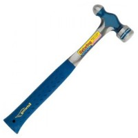 Estwing E3/32BP Ball Pein Engineers Hammer 32oz Vinyl Grip