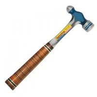 Estwing E8BP Ball Pein Engineers Hammer 8oz Leather Grip