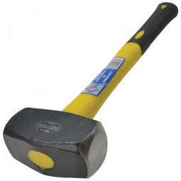 Faithfull Fibreglass Long Handle Club Lump Hammer 4lb