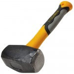 Roughneck Club Hammer Fibre Glass Handle 4lb