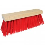 Silverline Broom PVC For Outdoor Use 330mm