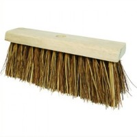 Silverline Broom Bassine Cane For Outdoor Use 325mm