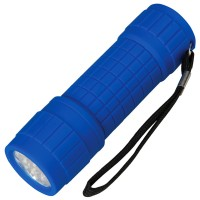Silverline Soft Grip LED Torch