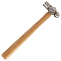 Silverline Ball Pein Hardwood Hammer 8oz