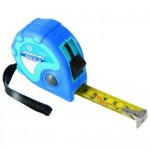 Silverline Tape Measure Easy Grip 5 Metre