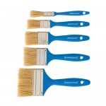 Silverline Paint Brush Disposable Set - 5 Piece