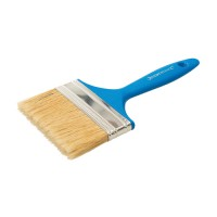 Silverline Paint Brush Disposable 100mm - 4in