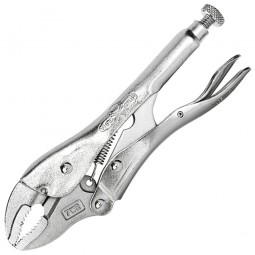 Irwin Vise Grip Curved Jaw Locking Mole Grip Pliers 7in / 175mm
