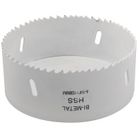 Silverline Holesaw Bi-Metal 108mm