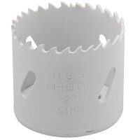 Silverline Holesaw Bi-Metal 51mm
