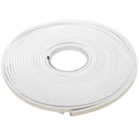 Fixman Self Adhesive EVA Foam Gap Seal White 10.5mm