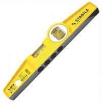 Stabila 81SM Magnetic Scaffolders Spirit Level 10in - 250mm