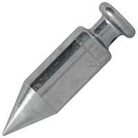 Monument 380A Steel Plumb Bob 8oz / 227gms