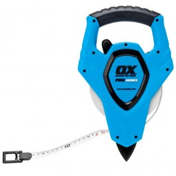 OX Pro Open Reel Tape Measure