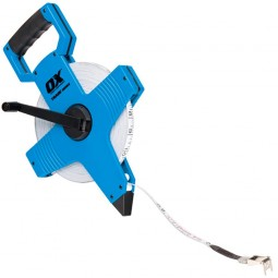 OX Trade Open Reel Tape Measure