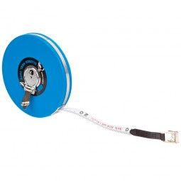 OX Trade Closed Reel Tape Measure - 30m / 100ft