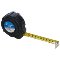 Silverline Chunky Tape Measure 5 Metres x 25mm