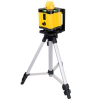 Silverline 273233 Rotary Laser Level Kit with Tripod