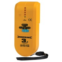 Silverline Stud AC Wire and Metal Detector 3 in 1