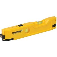 Silverline Mini Laser Level 210mm - 8 1/4""