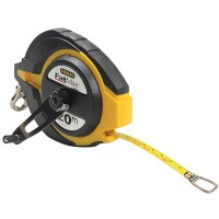 Stanley 0-34-133 FatMax Steel Long Tape Measure 20 Metre / 66 Foot