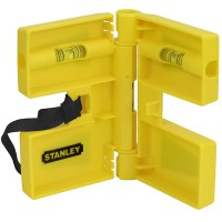 Stanley Adjustable Post Spirit Level