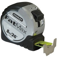 Stanley FatMax Xtreme Tape Measure 8 Metre / 26 Foot