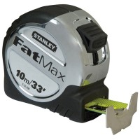 Stanley FatMax Xtreme Tape Measure 10 Metre / 33 Foot
