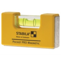 Stabila Pocket Pro Magnet Spirit Level