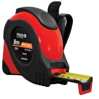 Fisco BT8ME Big T Tape Measure 8 Metre / 26 Foot