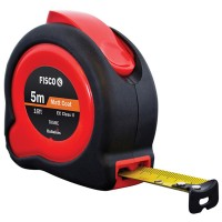 Fisco Tuf-Lok Impact Shock Absorber Tape Measure 5m