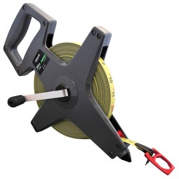 Fisco PY3014 Pacer Tufcote Tape Measure 30m/100ft