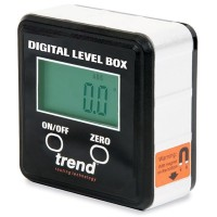 Trend Digital Level Box Angle Finder with Storage Case