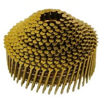 Coil Nails Cone Galv Ring Shanks 38mm 16 Degree - 16,000
