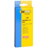 Tacwise Type 180 Series Collated Nails 20mm - 1000 Pack