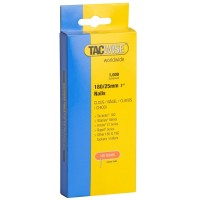 Tacwise Type 180 Series Collated Nails 25mm - 1000 Pack