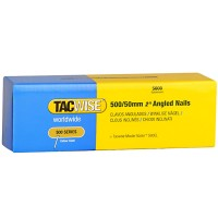 Tacwise Angled Nails 50mm 500EL - 5000 Pack