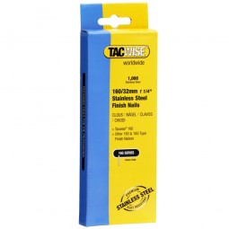 Tacwise Type 160 Stainless Steel Finishing Nails