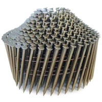 Tacwise Galvanised Ring Coil Nails 2.5 x 64mm - 9000 Box