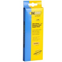 Tacwise Angled Nails 40mm 400EL and 500EL Stainless Steel - 1000 Pack