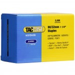 Tacwise Type 90 Narrow Crown Staples 32mm - 5000 Pack